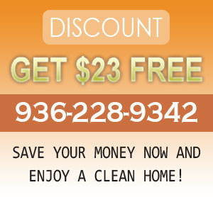 Carpet Cleaning in Conroe Texas offer