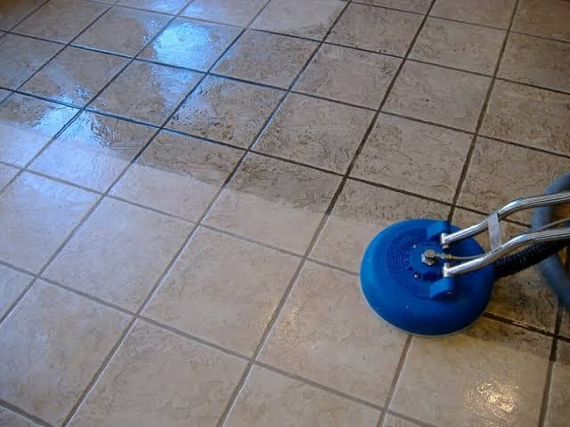 Reliable Tile & Grout Cleaning Conroe TX 1